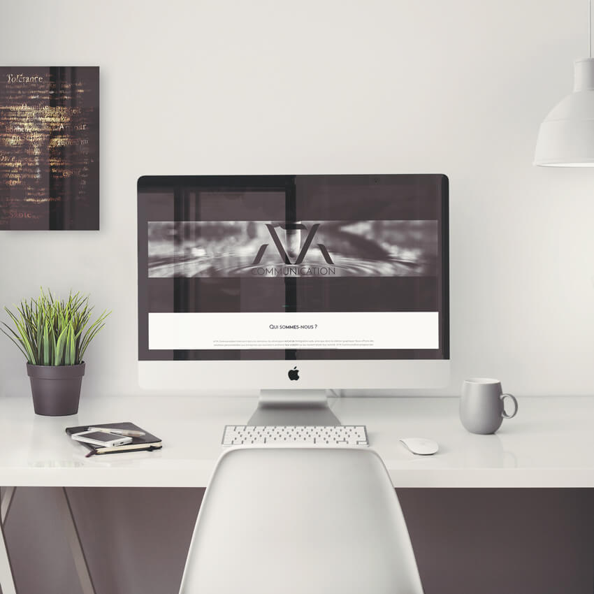 design web interface