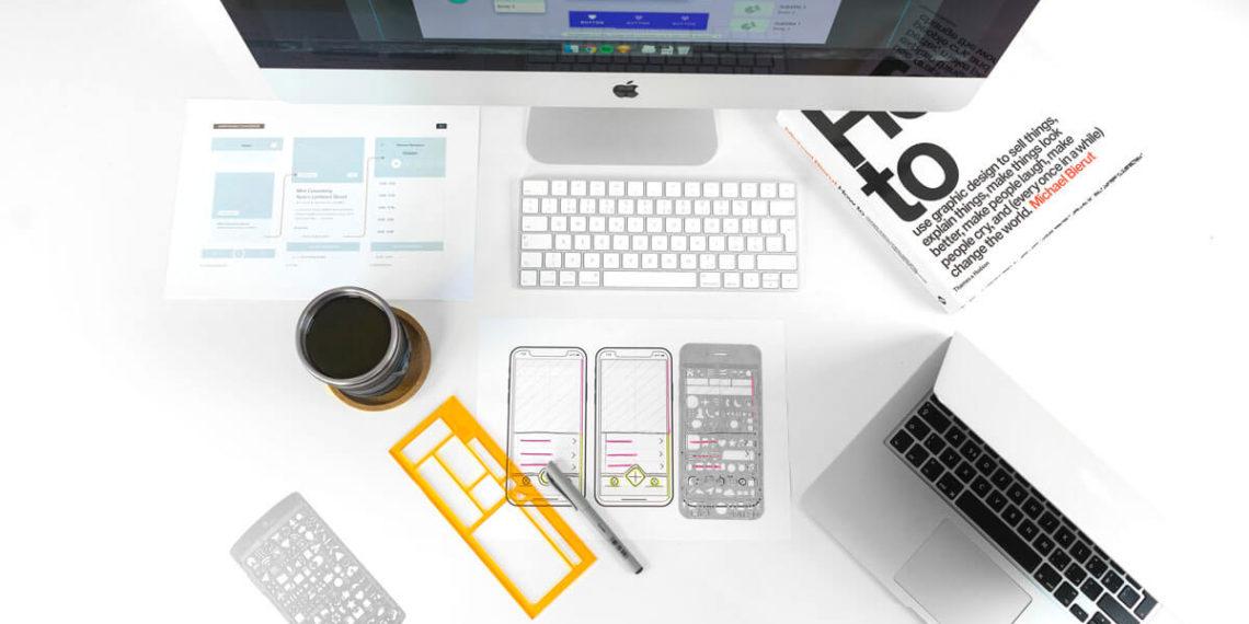 concevoir une maquette de site